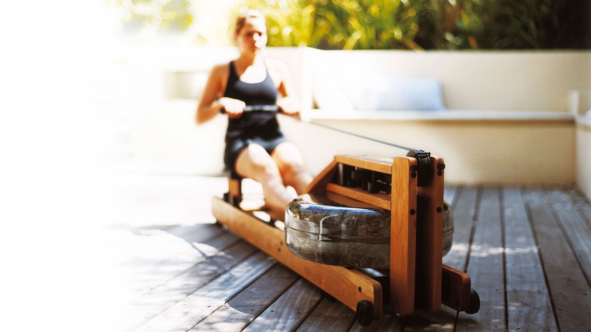 huurprogramma WaterRower